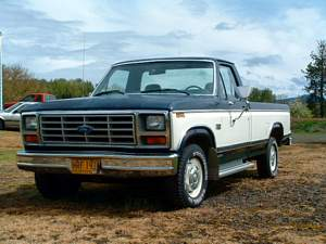 iced tea forever 1983 ford f150 pickup for sale. Black Bedroom Furniture Sets. Home Design Ideas